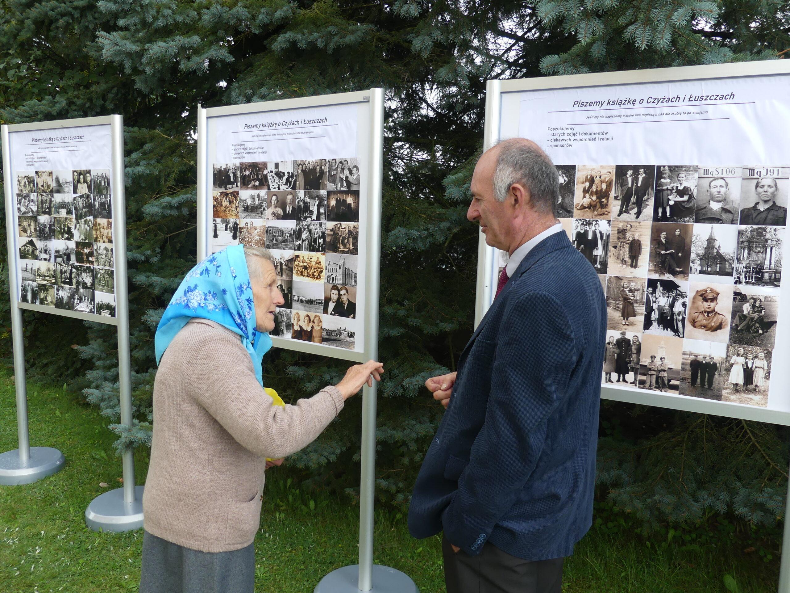 Wystawa zdjęć w Czyżach